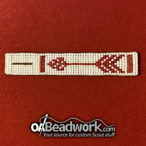 OABeadwork.com | Brotherhood Dangle
