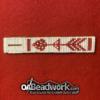 OABeadwork.com   Vigil Dangle